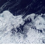 Image of the Labrador Sea by NASA