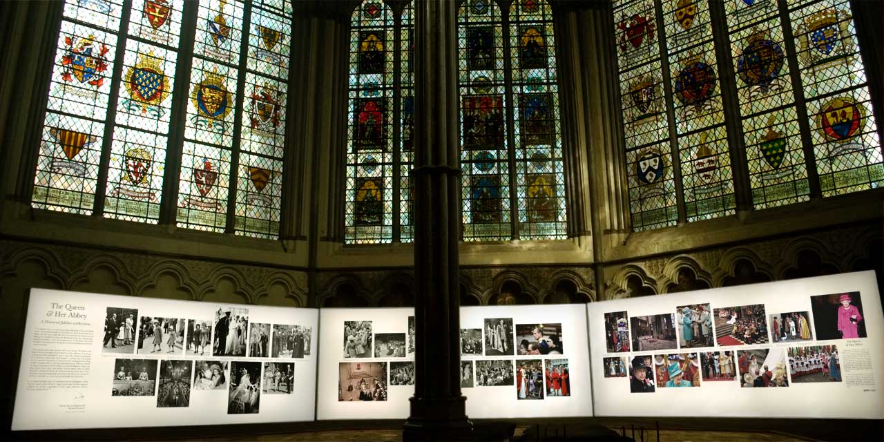 Westminster-Abbey-Diamond-Jubilee-Exhibition-Lightbox